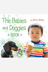 The Babies and Doggies Book Kindle Edition