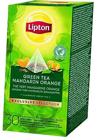 Es bueno el te verde marca lipton