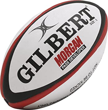 Gilbert - Balón de de Rugby (para Ejercicios de fortalecimiento de ...
