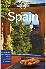 Lonely Planet Spain (Travel Guide) Paperback