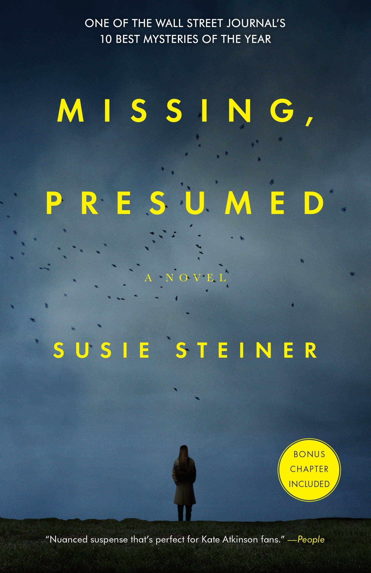 Image result for missing presumes by susie steiner
