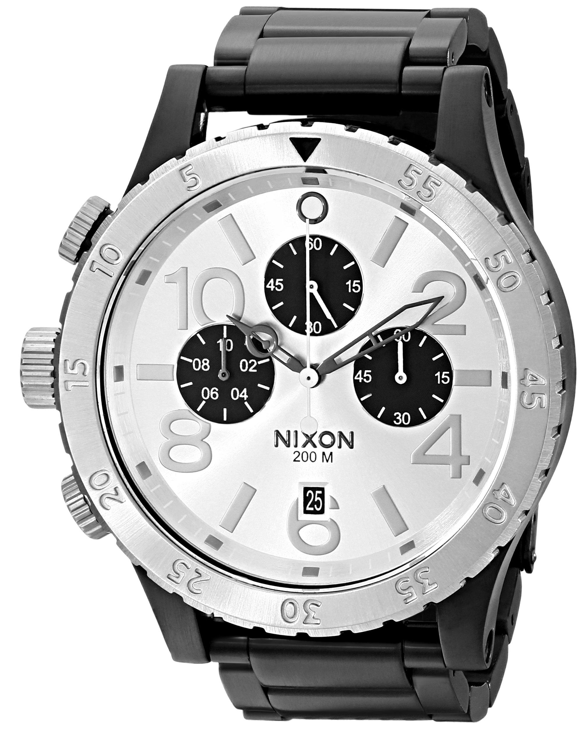 Nixon Men's A486180 48-20 Chrono Watch