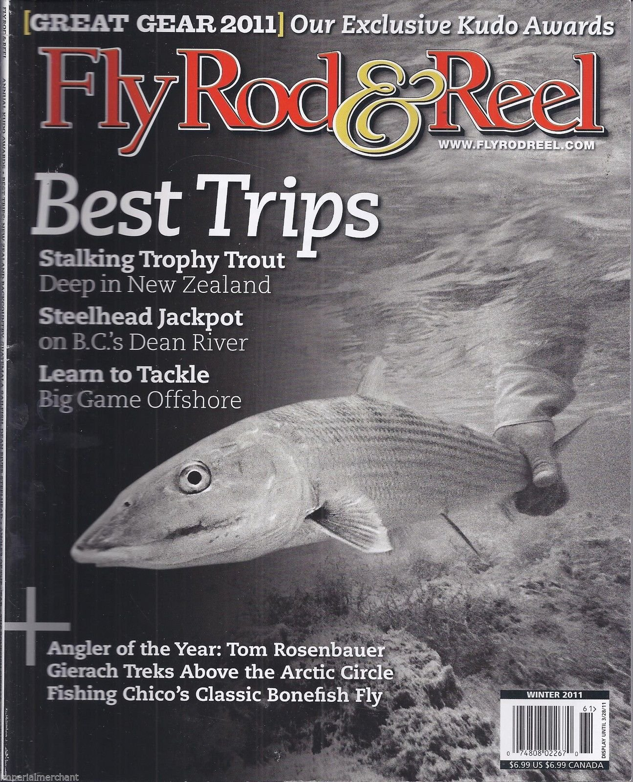 Download Fly Rod and Reel magazine Winter 2011 PDF