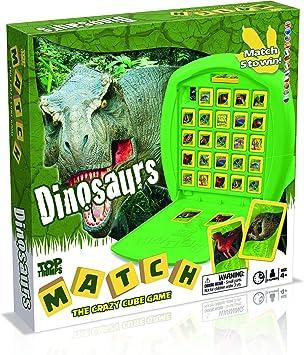 Top Trumps Juego de Mesa con Dinosaurios, Multicolor (Winning Moves 35804): Amazon.es: Juguetes y juegos