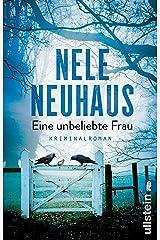 Eine unbeliebte Frau: Der erste Fall für Bodenstein und Kirchhoff (Ein Bodenstein-Kirchhoff-Krimi 1) (German Edition) Kindle Edition