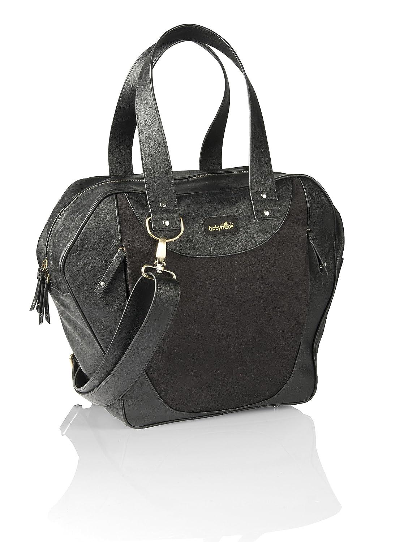 Babymoov A043540 Wickeltasche City Bag schwarz