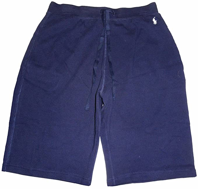 Polo Ralph Lauren Mens Waffle Shorts At Amazon Men S Clothing Store