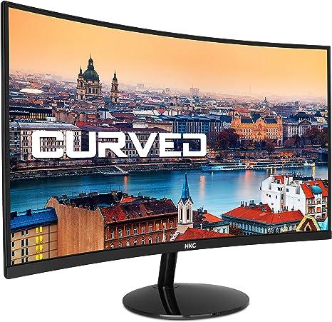 HKC monitor frameless extra plano. negro negro HKC 24A9 (24 ...