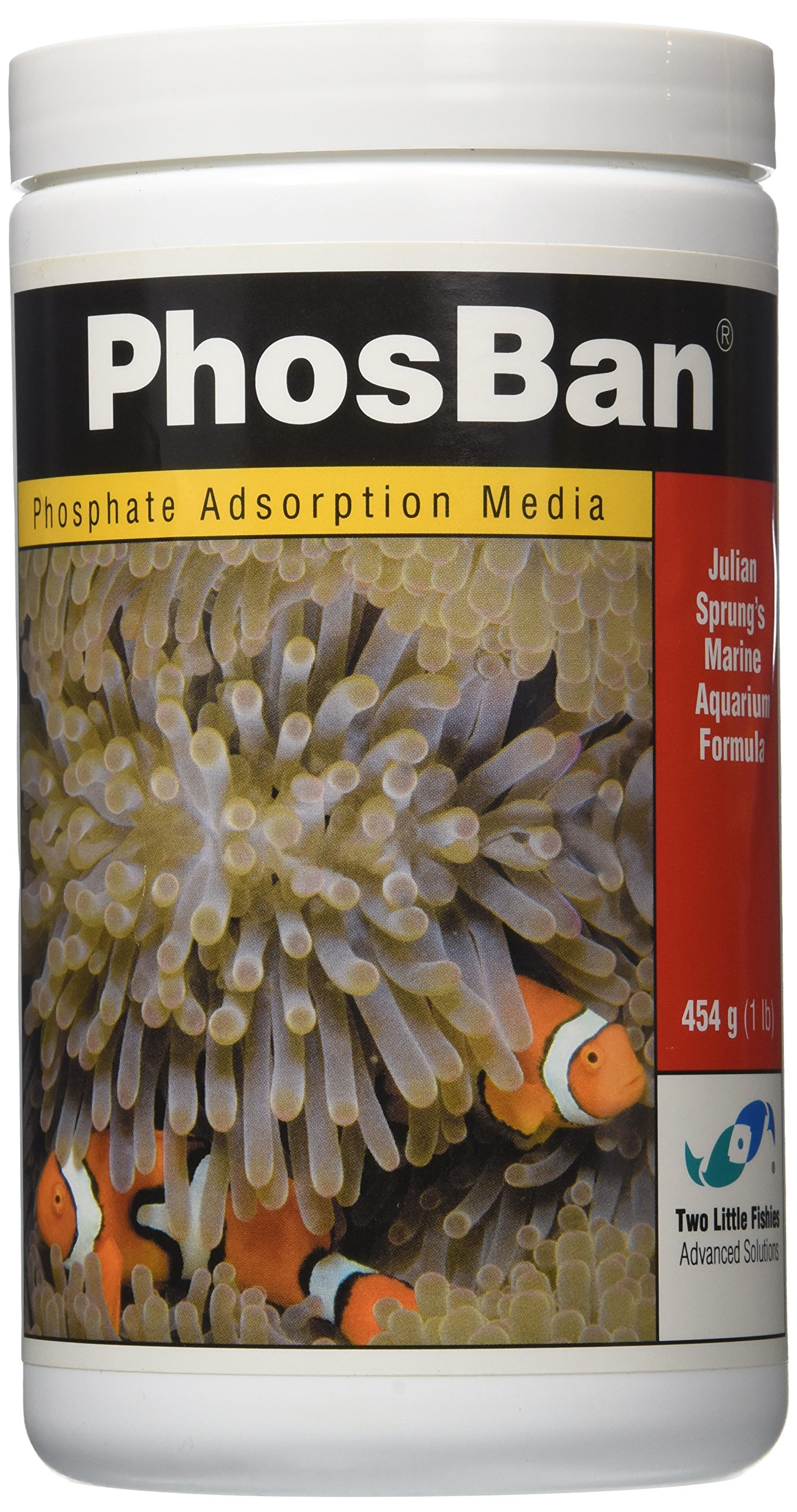 Two Little Fishies ATLPB4 Phosban 454gm by Two Little Fishies