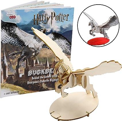 Incredibuilds Harry Potter Buckbeak