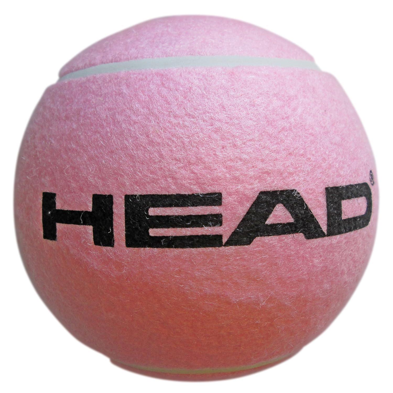 Head - Pelota de Tenis (tamaño Mediano), Color Rosa: Amazon.es ...