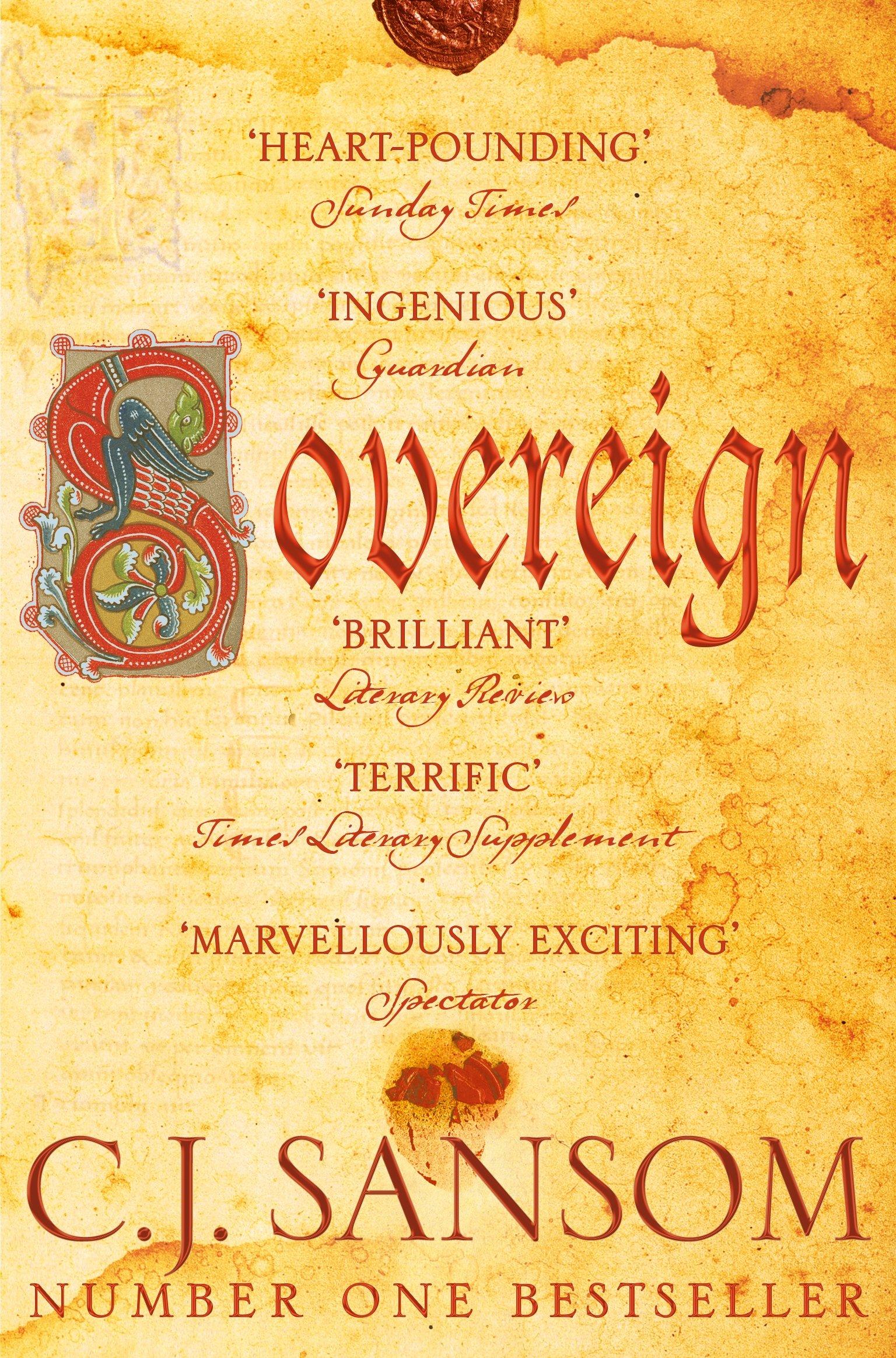 Sovereign (the Shardlake Series): Amazon: C J Sansom:  9781447285854: Books