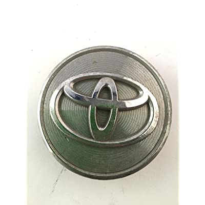 Toyota Genuine Parts 42603-06080 Center Wheel Cap: Automotive