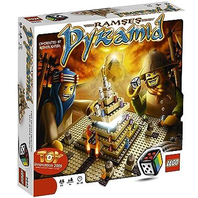 LEGO Ramses Pyramid (3843): Toys & Games