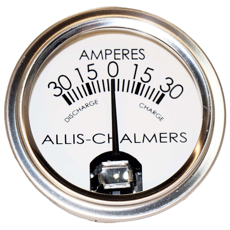 Amazon com: DJS Tractor Parts / Allis Chalmers Amp Gauge