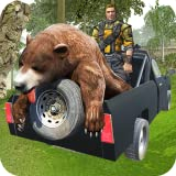 wild sniper 4x4 hunting safari: Shooting Game 3D