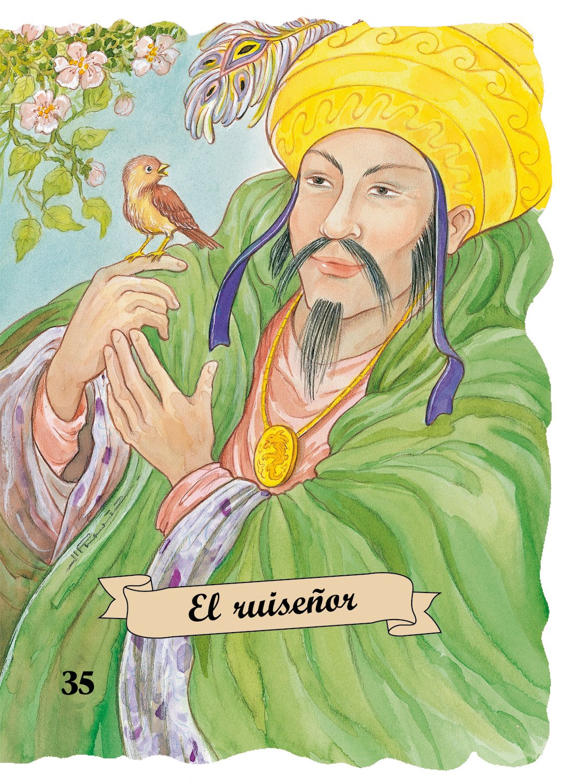 El ruiseñor (Troquelados clásicos series) (Spanish Edition) (Spanish)  Paperback – April 1, 2004