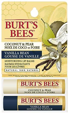 41d61e7df Burt s Bees 100% Natural Moisturizing Lip Balm