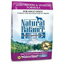 Natural Balance Limited Ingredient Dry Dog Food