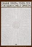 Canson Calque Satin Croquis échelle 200017144 Papier calque A3 29,7 x 42 cm Translucide