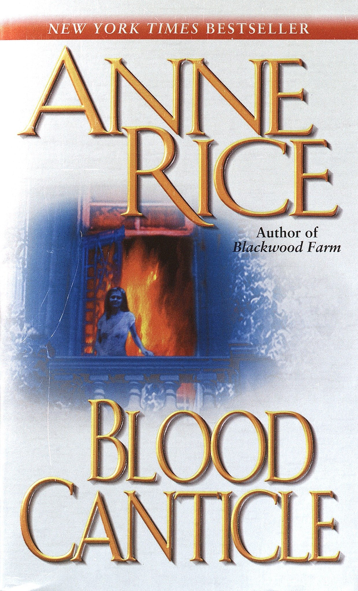 Blood Canticle Vampire Chronicles Anne product image