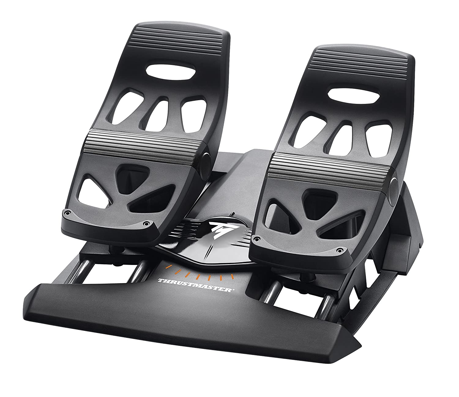 T.16000M FCS Space Sim Duo: combine two T.16000M FCS joysticks to let gamers play with their left and right hands simultaneously Thrustmaster 2960815