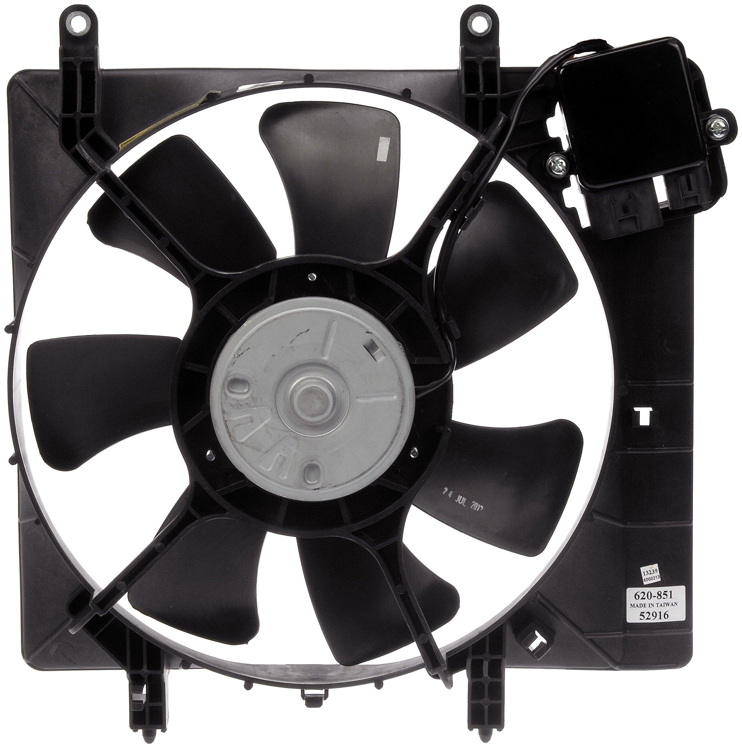 Dorman 620-851 Radiator Fan Assembly