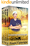 AMISH ROMANCE: Love in Lancaster County Boxed Set: Clean Amish Romance Four Book Box Set