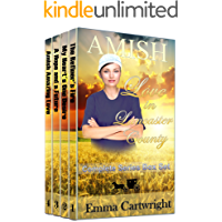 Love in Lancaster County Boxed Set: Clean Amish