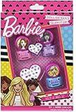 Barbie - Doll'D Up Nails, estuche de maquillaje infantil (Markwins Beauty Brands 9708310)