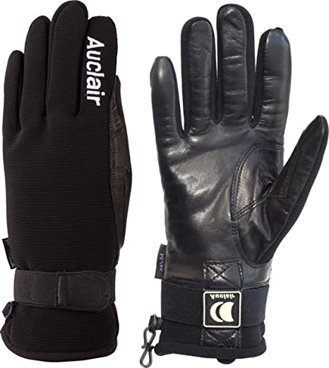 Amazon.com  Auclair Women s Skater Windproof Winter Gloves  X-Large ... 45d0ae5922ff4