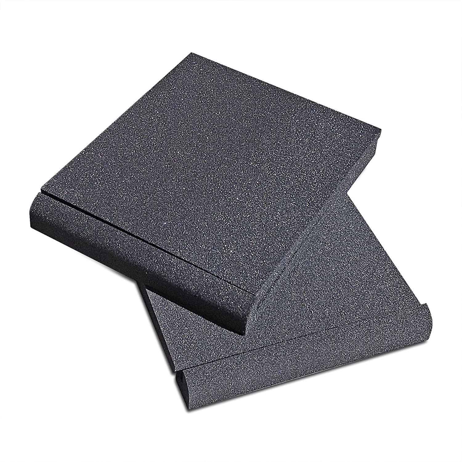 Studio Solutions High Density Studio Monitor Isolation Pads Pair For 5 Inch Monitors 4336353367