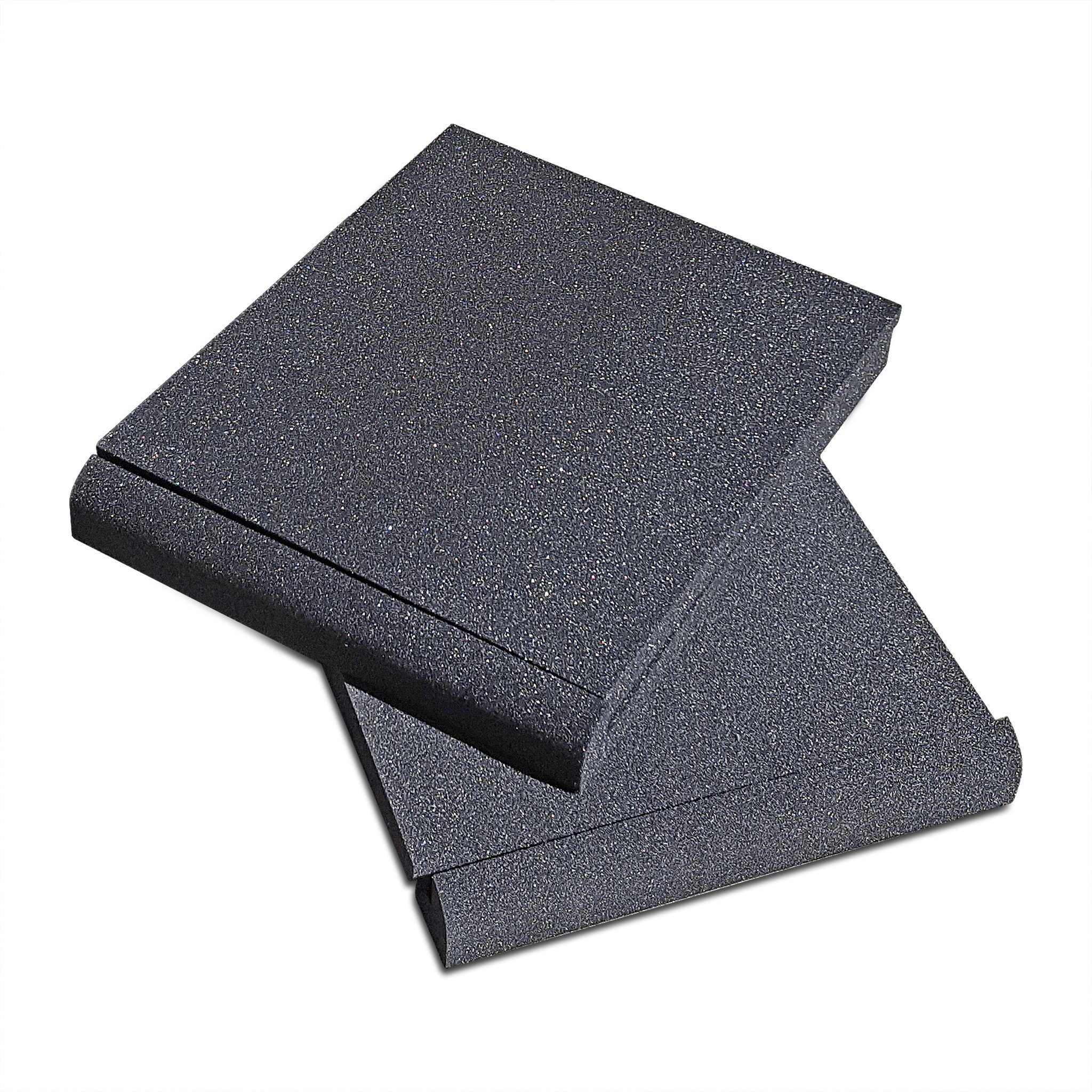 Studio Solutions High Density Studio Monitor Isolation Pads Pair For 5 Inch Monitors by Studio Solutions