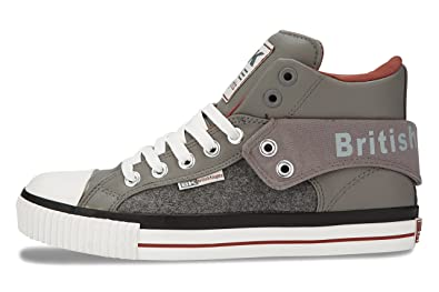 Mens Roco High-Top Trainers British Knights ia0gK6a