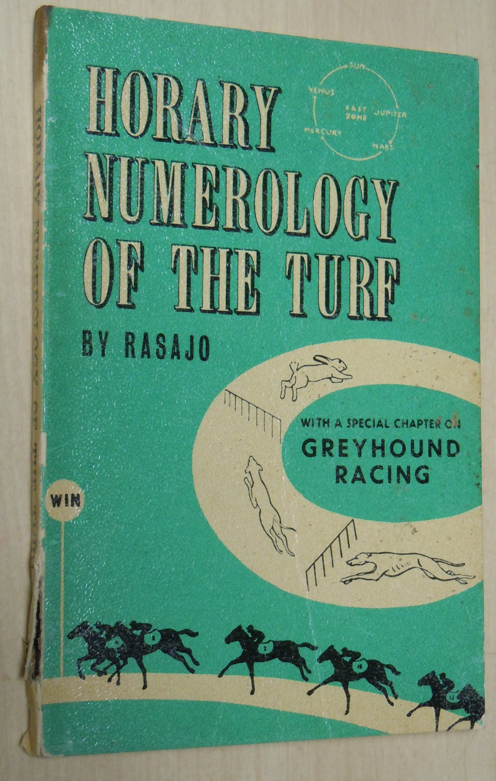 Horary Numerology Of The Turf Pdf