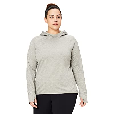 Brand - Core 10 Women's (XS-3X) Thermal Fitted Run Hoodie: Clothing