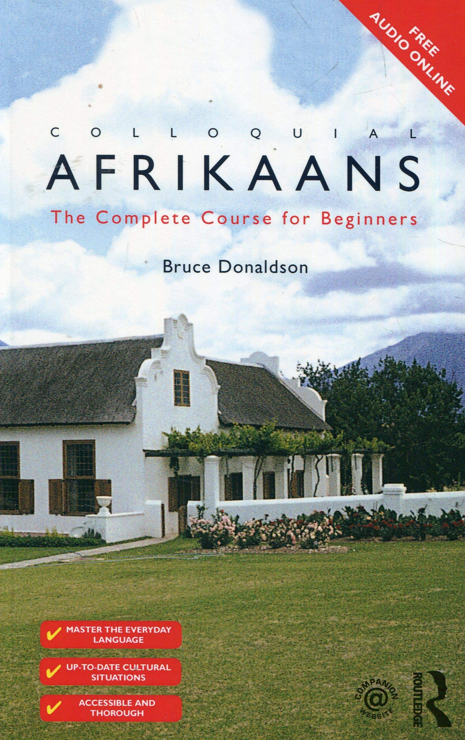Colloquial Afrikaans  The Complete Course For Beginners  Colloquial Series  Book Only