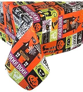 Amazon.com: Newbridge - Mantel de franela de vinilo para ...