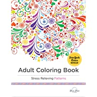 Image for Adult Coloring Book: Stress Relieving Patterns