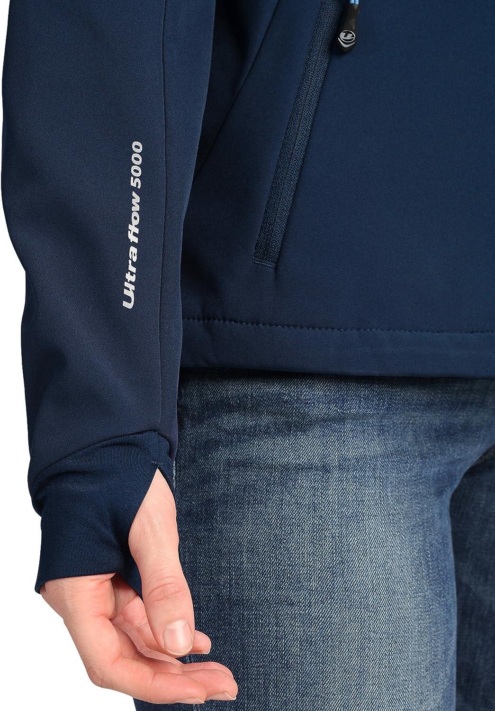 Ultrasport Womens Advanced Tina Softshell Jacket