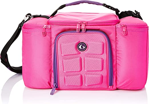 6 PACK BAG INNOVATOR 300 - PINK MEAL MANAGEMENT: Amazon.es: Hogar
