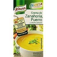 Knorr Crema Líquida de Zanahoria, Puerro y Cebolla