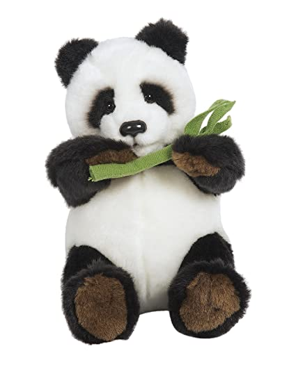726df5767fbd Buy Hamleys Baby Pong Panda Soft Toy (Black and White) Online at Low Prices  in India - Amazon.in