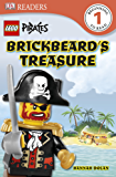 LEGO® Pirates Brickbeard's Treasure (DK Readers Level 1)