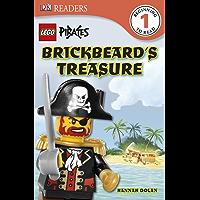 LEGO Pirates Brickbeard's Treasure (DK Readers Level 1)