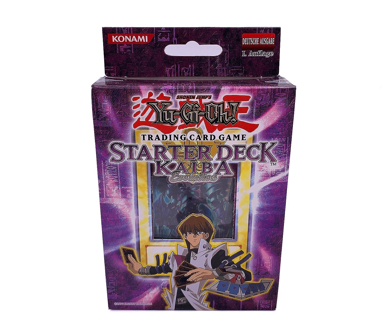 Auflage *RARIT/ÄT* 50 Karten NEU /& OVP! Starter Deck Kaiba Evolution DEUTSCH 1 Yu-Gi-Oh