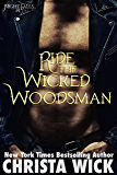 Ride the Wicked Woodsman (Night Falls Book 1)