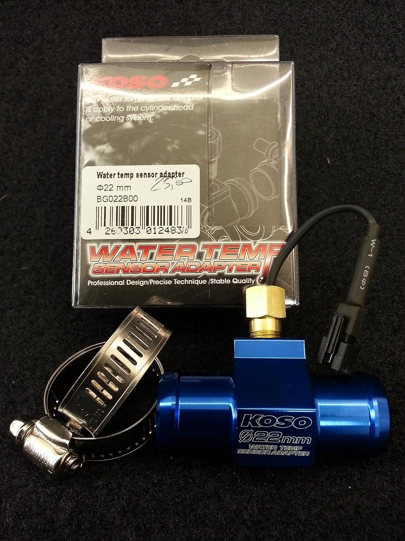 Sensore temperatura acqua Koso 22mm