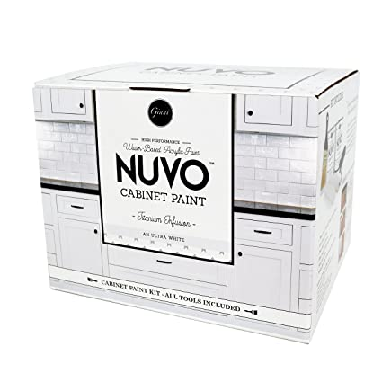 Nuvo Titanium Infusion 1 Day Cabinet Makeover Kit