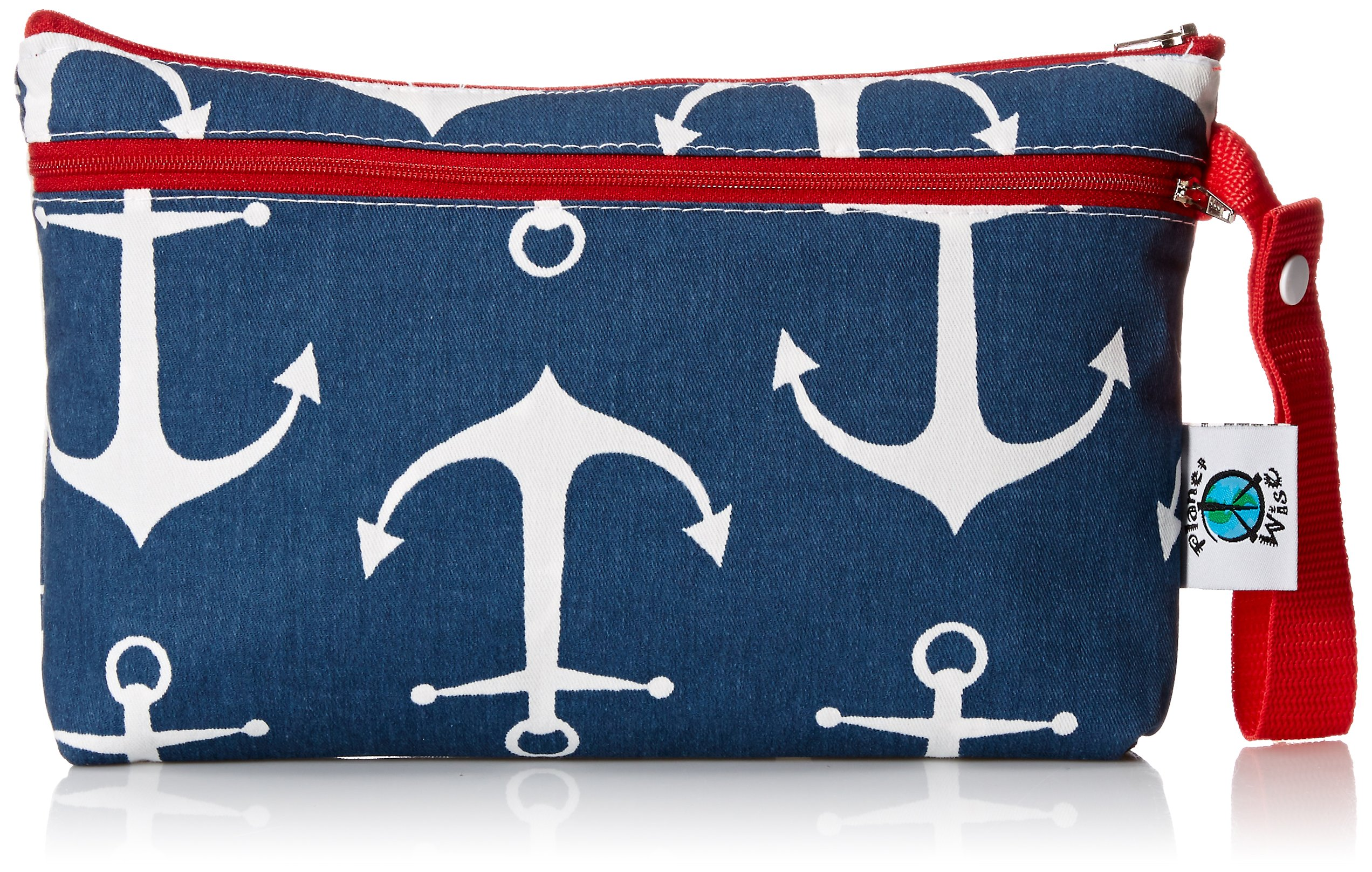 Planet Wise Clutch Wet/Dry Bag, Overboard